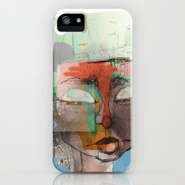 First Impressions iPhone Case