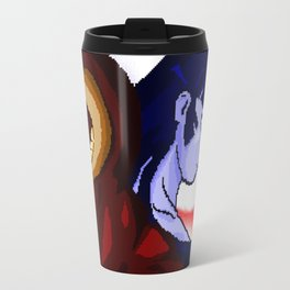 Demon and Girl, TwoSouls Travel Mug