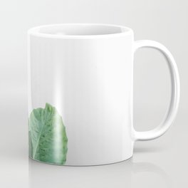 Banana Leaf | Minimal Art Print Coffee Mug