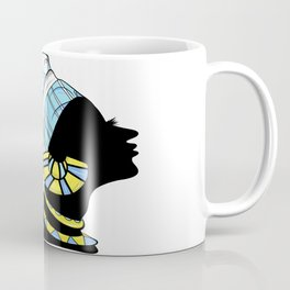 BlackQueen (Blue) Coffee Mug