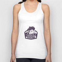 tequila Tank Tops featuring Tequila Tradicional by Tshirt-Factory