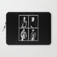 1975 Laptop Sleeves featuring 1975. by Spazy Art