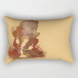 Old fellows Rectangular Pillow