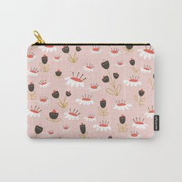 Chocolate flowers Carry-All Pouch