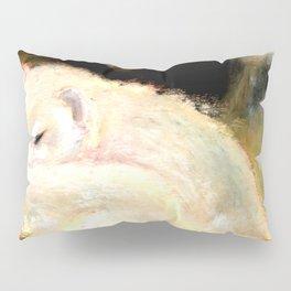 Ferret Mommy Pillow Sham