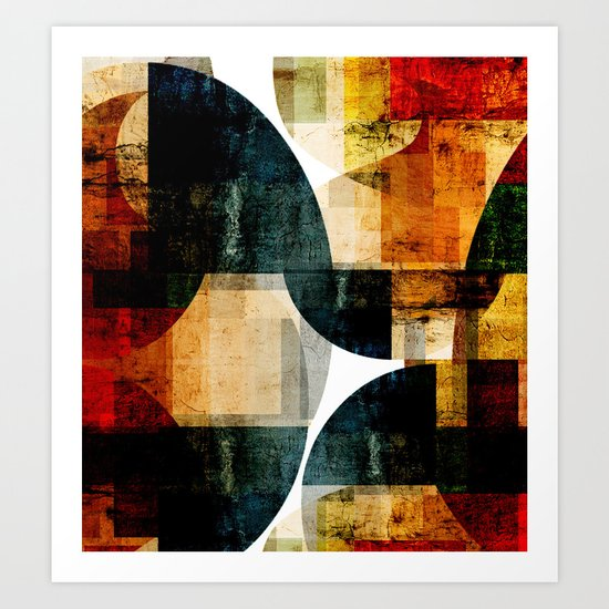 ijamo I Art Print