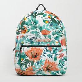 Tangerine Dreams #society6 #decor #buyart Backpack