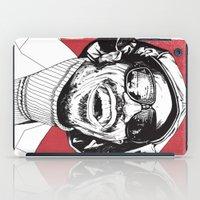 stevie nicks iPad Cases featuring Stevie Wonder by Andy Christofi