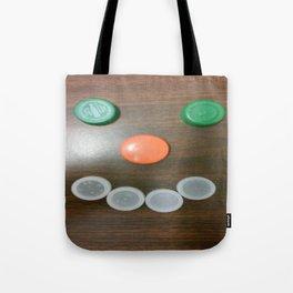 Self-Porait Tote Bag