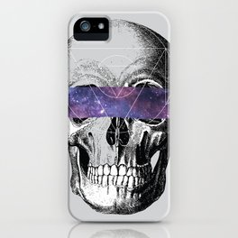 Don't Look // Anatomy x Geometry iPhone Case