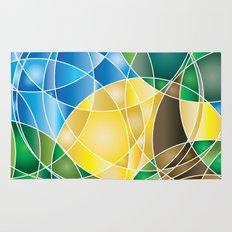 Mosaic Sunrise Rug