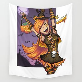 Halloween Candy! Wall Tapestry