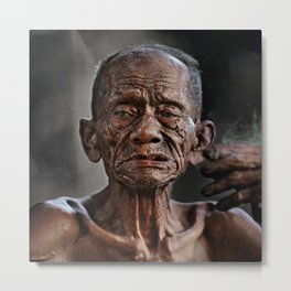 Old man 18 Metal Print