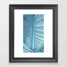 Quadracci Pavilion MAM  Framed Art Print
