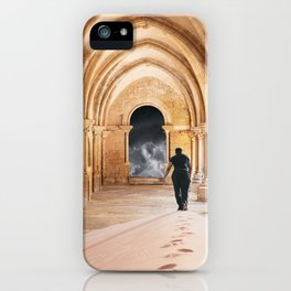 Destiny of the  man iPhone Case