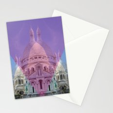 the heart is sacred Stationery Cards
