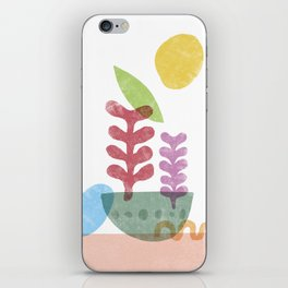 Still Life with Egg & Worm iPhone Skin