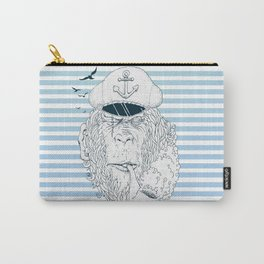 Sailor Monkey Carry-All Pouch