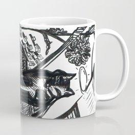 Salt and pepper. Coffee Mug