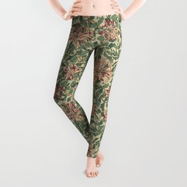 "William Morris ""Honeysuckle"" 1. Leggings"