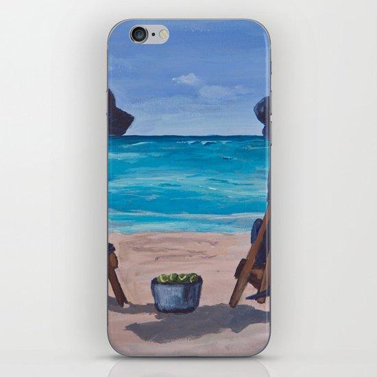The Perfect Beach Day iPhone & iPod Skin