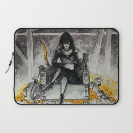 Queen of Thieves Laptop Sleeve