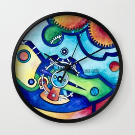 Cognition Wall Clock