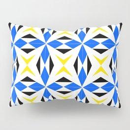 symetric patterns 9 -mandala,geometric,rosace,harmony,star,symmetry Pillow Sham