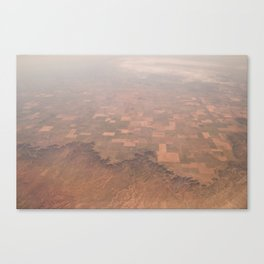 Arizona Landmap Photography Canvas Print