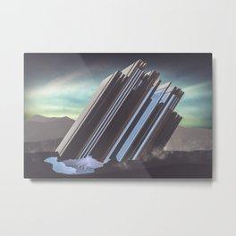 everydays / travel series begins Metal Print