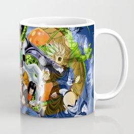 Dragonball Z Cell Saga Coffee Mug