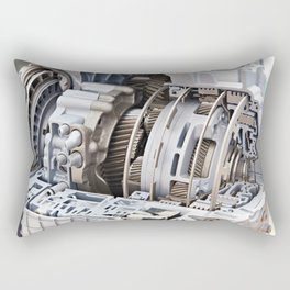 Gears automatic transmission Rectangular Pillow