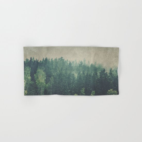 Dark Square Vol. 2 Hand & Bath Towel