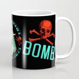 Spencer Shrike Bombshell Bikes - 1 Coffee Mug