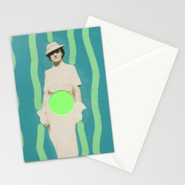 Fashion Abstraction Stationery Cards