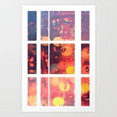 BOKEH Art Print