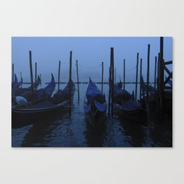 Venice, Grand Canal 2 Canvas Print