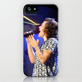 Harold iPhone Case
