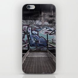Out Of Space iPhone Skin