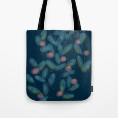 Cipa Pattern Flower Decoration Tote Bag