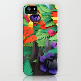 Paradiso iPhone Case