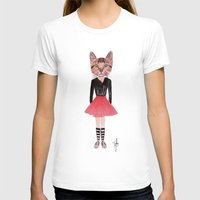 kitty T-shirts featuring Kitty by BTP Designs