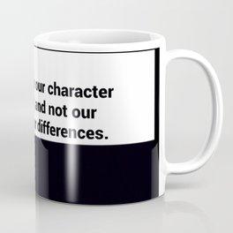 Race Relations Coffee Mug