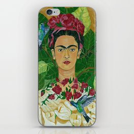 Frida In Heaven iPhone Skin