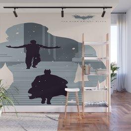 Rises Wall Mural