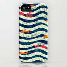 Sea roommate iPhone Case
