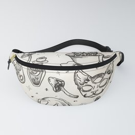 Witchy Flash Fanny Pack