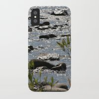 michigan iPhone & iPod Cases featuring Michigan by Katherine Farah