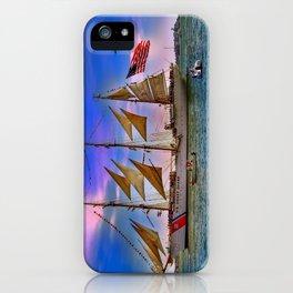 US Coast Guard Eagle. iPhone Case