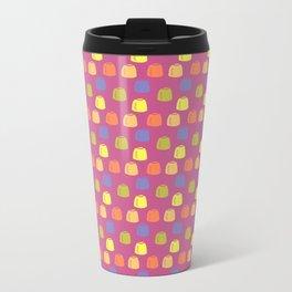 Juicy Jelly Collection: Purple Jelly Spots Travel Mug